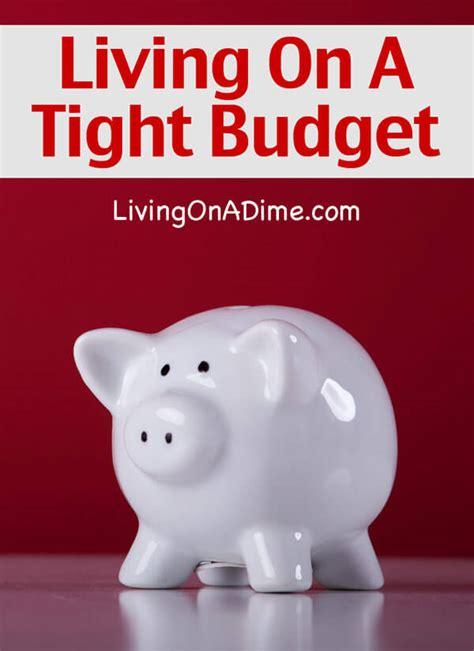living   tight budget debt  living part