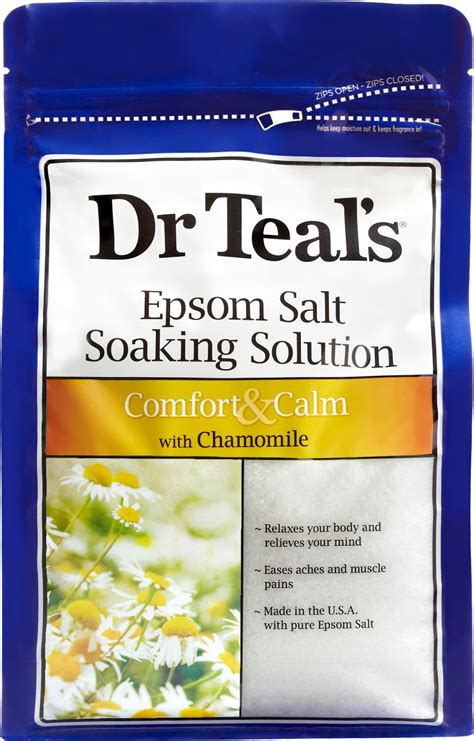 Dr Teal S Epsom Salt Detox by Fashionista Soak The Stress Away With Dr Teal S