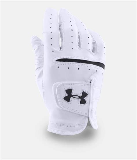 golf swing glove men s ua strikeskin tour golf glove under armour us