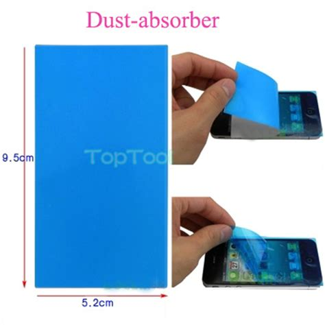 Dust Removal Sticker 10pcs set dust absorber sticky glue dust removal sticker