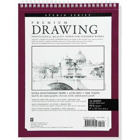 Large Premium Sketchbook large premium drawing pad 9 x 12 sketchbook sketch