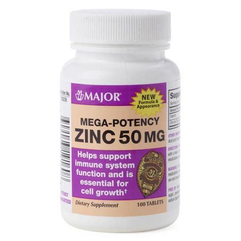 Tablet Zinc Zinc Gluconate Tablets Major Pharmaceutical Otcs0296c2zinc Gluconate Tablets
