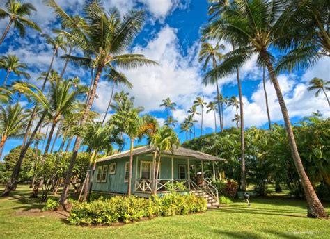 9 Unique Places To Stay In Hawaii Plantation Cottages Kauai