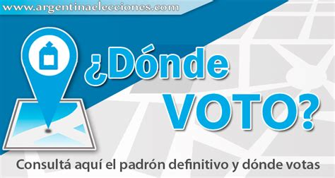 elecciones 2015 donde voto 191 donde voto elecciones 2015 argentina taringa