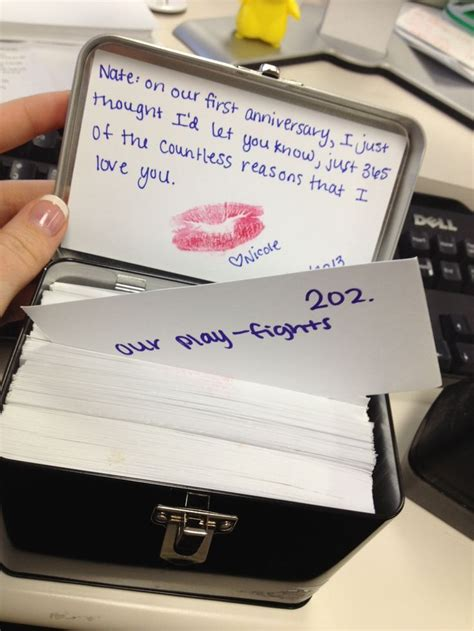 Paper Crafts For Boyfriend - 25 best ideas about 1st anniversary gifts on
