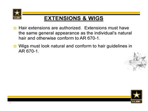 ar 670 1 haircuts men us army bans female soldiers from wearing african
