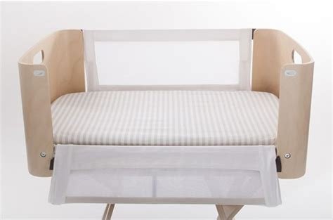 Bed Nest Co Sleeper by Olli Ella Creates Bedding For The Bednest Co Sleeper