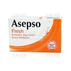 Sabun Asepso jual beli asepso fresh soap 85g k24klik
