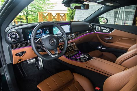 What Is The Meaning Of Upholstery First Drive 2018 Mercedes Benz E 400 4matic Coupe
