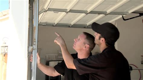 diy tips for residential garage door inspection