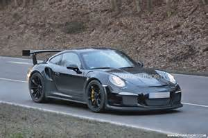 2015 Porsche Gt3 Rs 2015 Porsche 911 Gt3 Rs