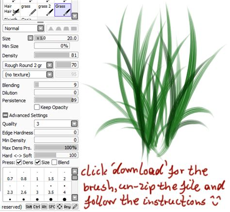 paint tool sai plugins paint tool sai brushes pack ggettfs