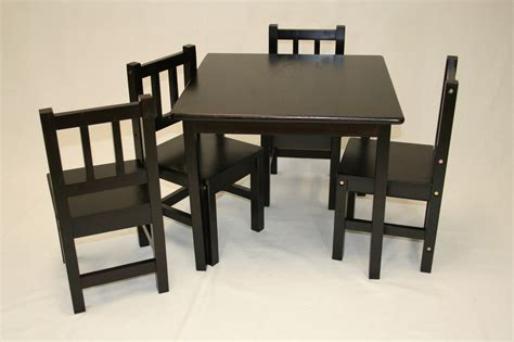 Child S Table And Chair Set by Sofa Furniture Kitchen Childrens Wooden Table And