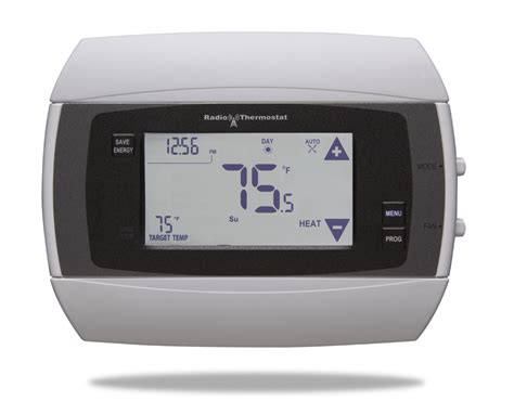 comfort one heating and cooling radio thermostat 187 wifi thermostats