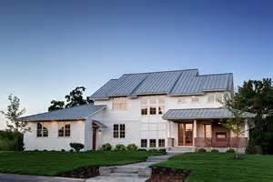 Modern Farm House Amek Custom Builders