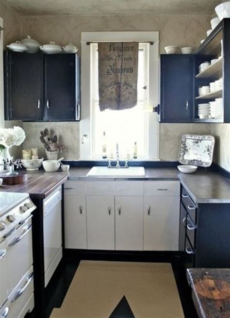Kitchen Design For A Small Space 27 Space Saving Design Ideas For Small Kitchens