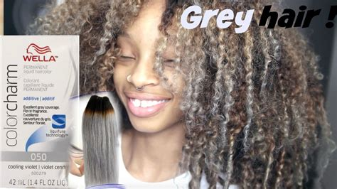 what to use for dry overcolored hair how to dye curly hair blonde ash grey youtube