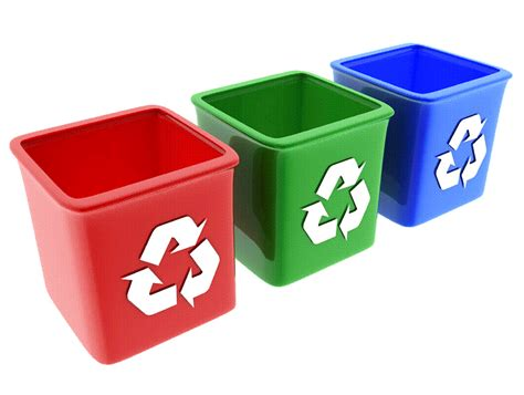 L Recycle Boxes by Recycling
