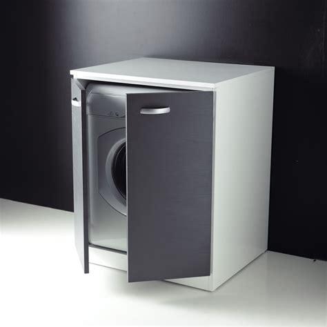 mobile lavatrice coprire la lavatrice con un mobile