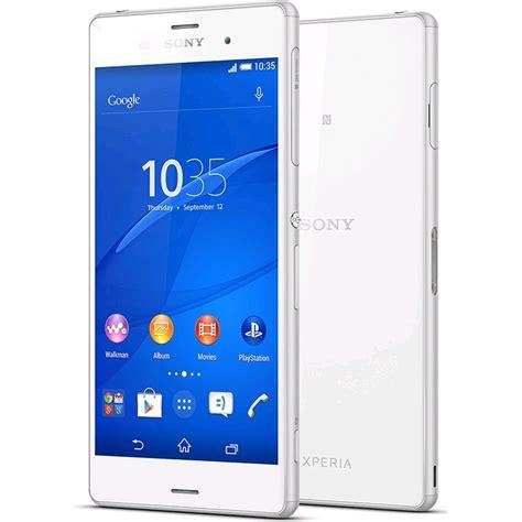 Hp Sony Z3 D6653 sony xperia z3 d6653 unlocked lte 16gb white ap