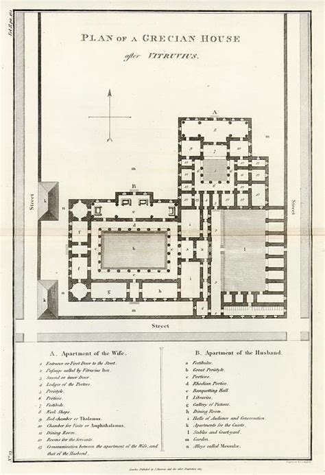 ancient greek house plan free stock images for genealogy and ancestry researchers