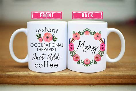 occupational therapy mug occupational therapy gift gift for