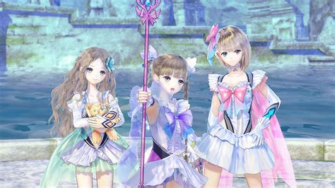 Kaset Ps4 Blue Reflection ps4 ps vita exclusive blue reflection gets charming new screenshots introduces the different
