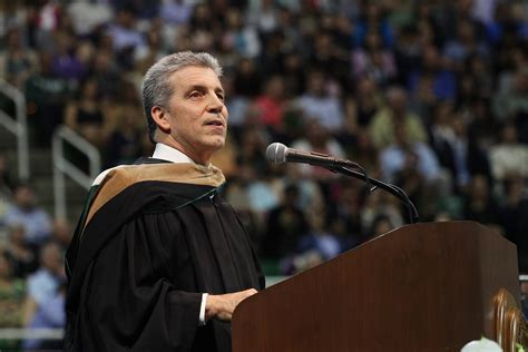 commencement speaker alumnus menear advises 2015 broad
