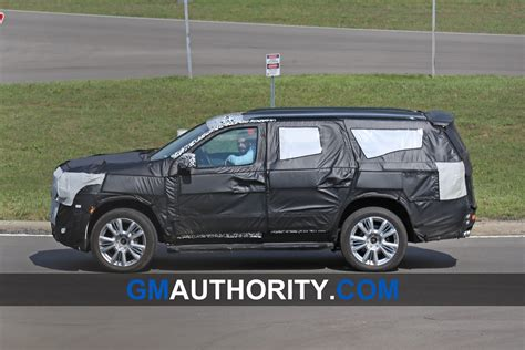 Chevrolet For 2020 by 2020 Chevy Tahoe Spied Testing For The Time