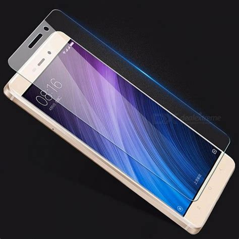 dazzle colour tempered glass screen for xiaomi redmi 4 pro free shipping dealextreme