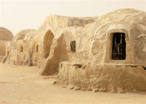 Cement Factory House Updated Star Wars Tatooine Villages In Tunisia Are Safe