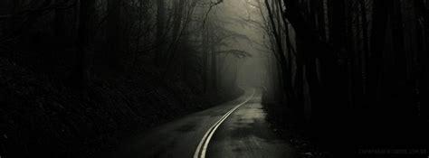 imagenes negras de portada para facebook capas para facebook estrada sombria