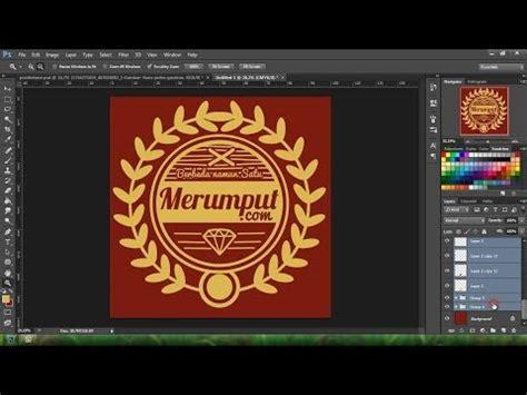 tutorial photoshop cs3 desain kaos photoshop tutorial banners and ribbons doovi