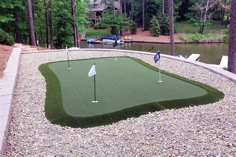 53 best backyard putting green ideas images on