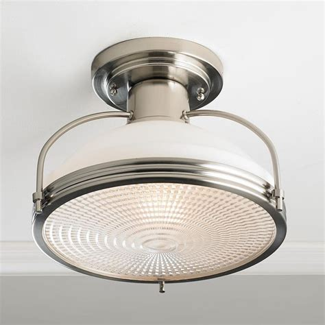 Laundry Room Ceiling Lights Retro Steel And Opal Glass Ceiling Light Toilet Room Opals And Laundry Rooms