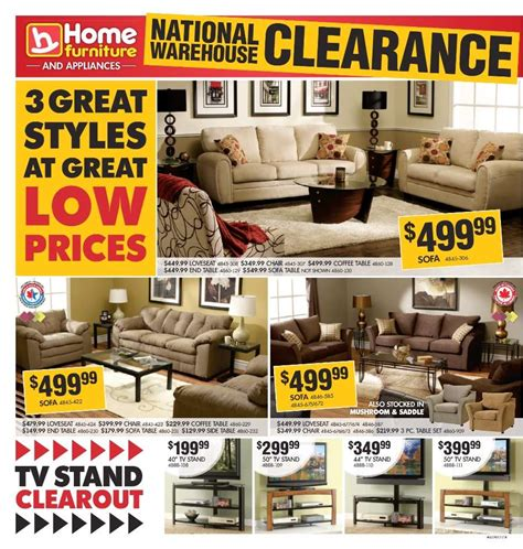 home furniture flyer jul 11 to 22