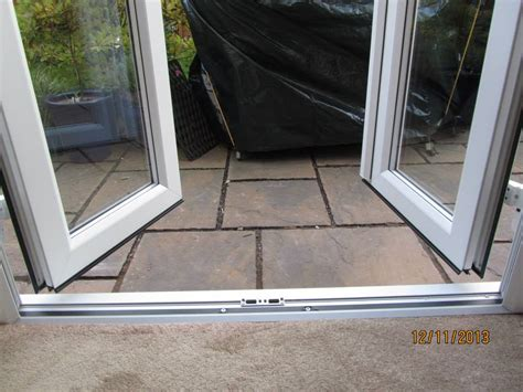 door threshold low doors canon windows doors and conservatories