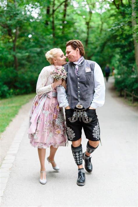 Hochzeit Tracht by Hochzeit In Tracht Geweihda Trachtencouture
