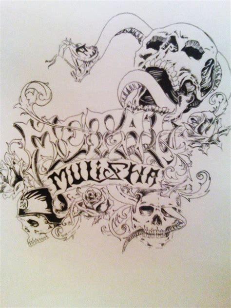 metal tattoo designs metal mulisha by ashg13 on deviantart