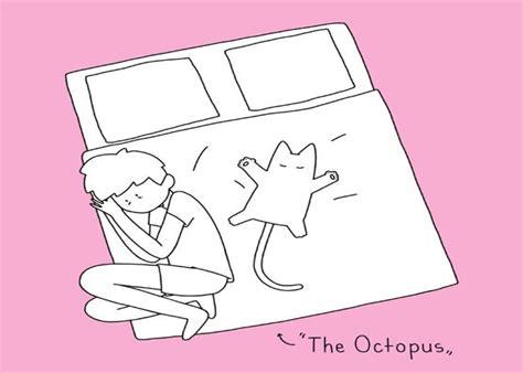 giochi di nel letto le 10 posizioni nel letto che assume chi vive con un gatto