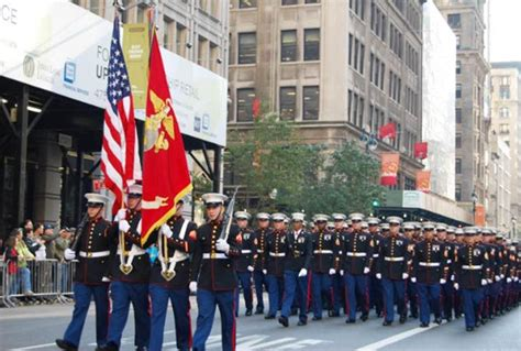 day nyc 2017 nyc veterans day parade new york ny nov 11 2017