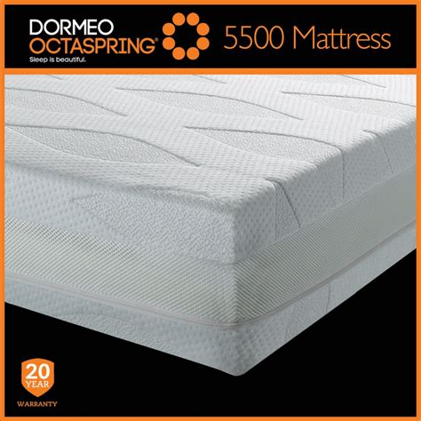 Octospring Mattress by Dormeo Octaspring 5500 King Size Mattress Free Uk Delivery Best Prices