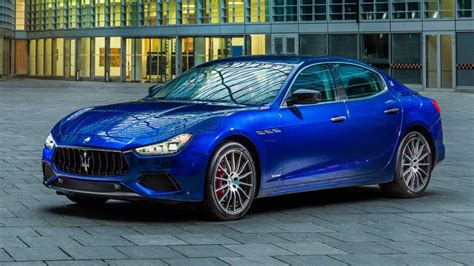 maserati ghibli sport facelifted 2018 maserati ghibli shows its gransport