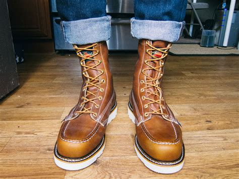 mens boots reviews 7 best thorogood boots reviews june 2018 top picks