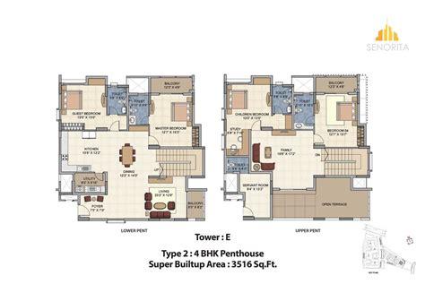 4 bhk duplex house plan