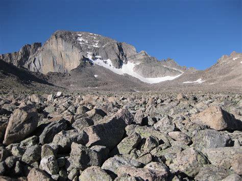 Longs Outdoor Habit Longs Peak Speed Ascent