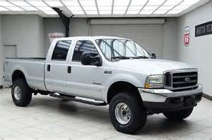 buy used 2002 ford f350 diesel 4x4 srw lifted