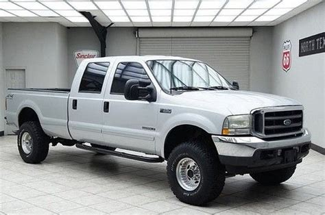 how do i learn about cars 2002 ford econoline e250 lane departure warning buy used 2002 ford f350 diesel 4x4 srw long lifted powerstroke 1 texas owner in mansfield texas