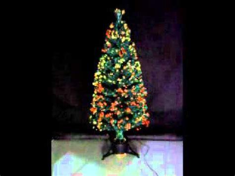 christmas tree fibre optic princess decor