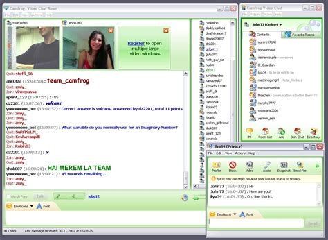 live video chat rooms top 10 best live video chat tools to chat with strangers